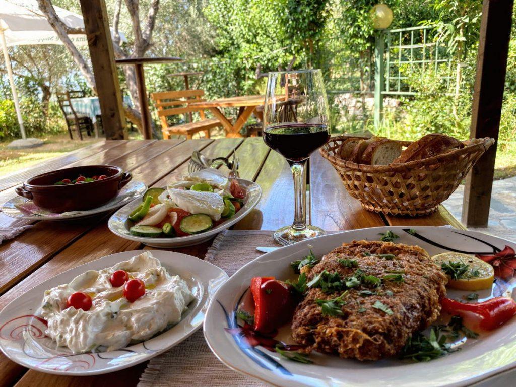 Pranzo alla Taverna Lazzaro