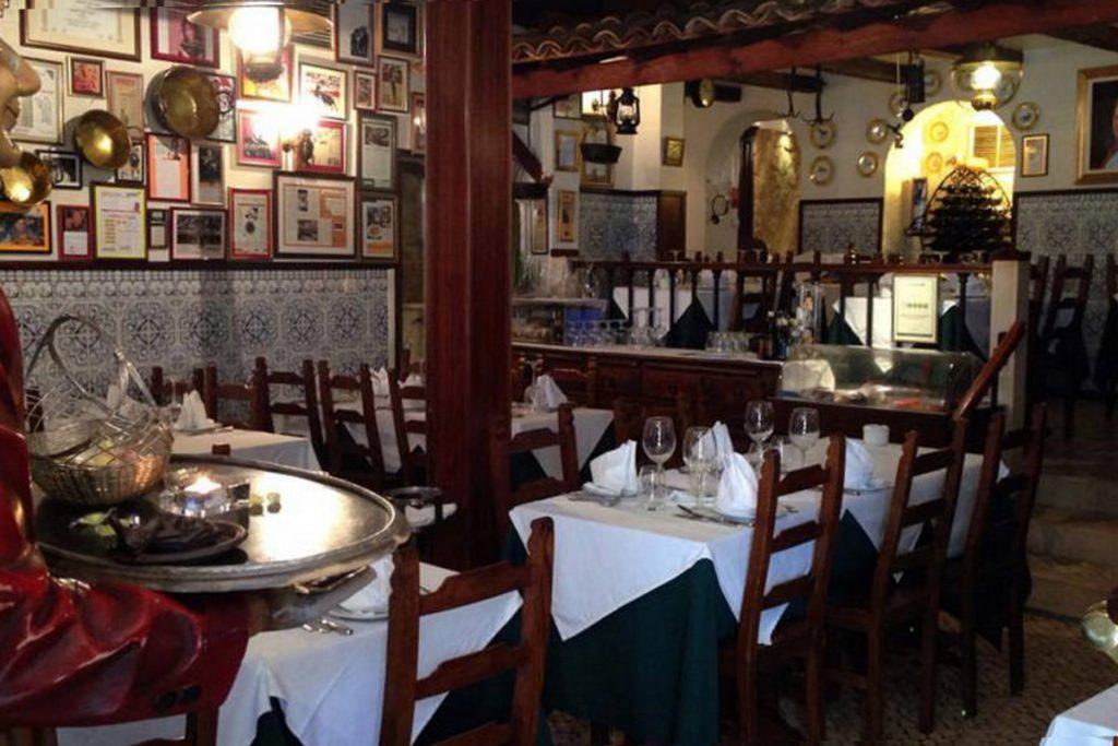 Migliori ristoranti tradizionali a Lisbona