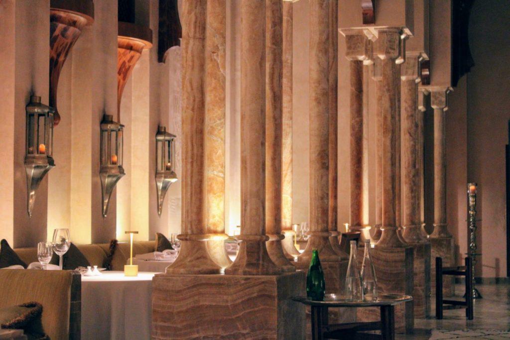 Miglior ristorante a Marrakech Resort Armanjena