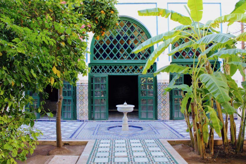 Palazzo Bahia cosa vedere a Marrakech