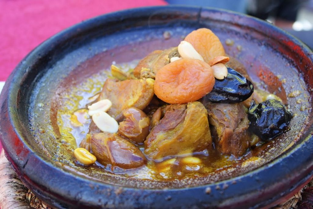 Ricetta Tajine originale marocchina
