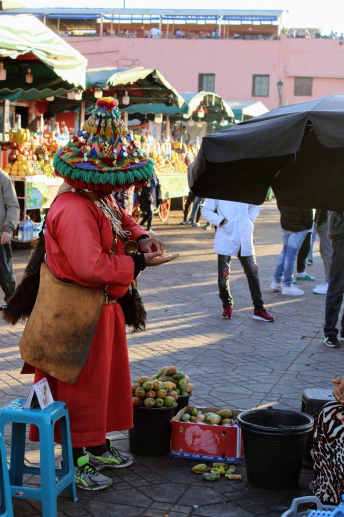 Due giorni a Marrakech - ambulante