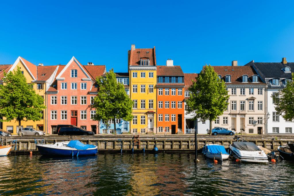 risparmiare per viaggiare Copenaghen