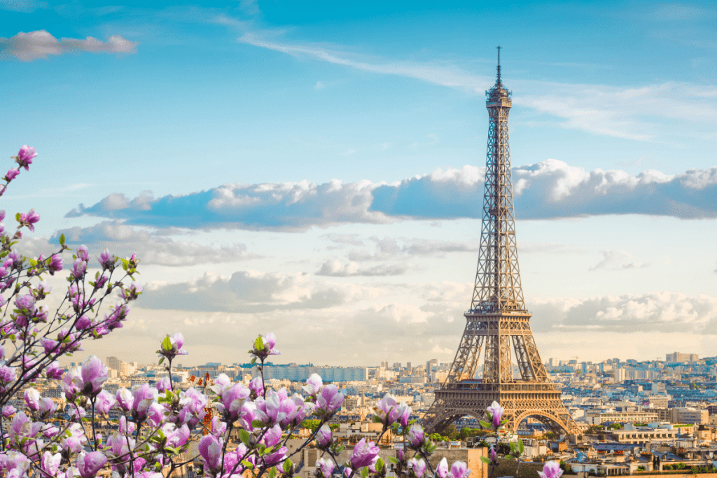risparmiare per un viaggio a parigi
