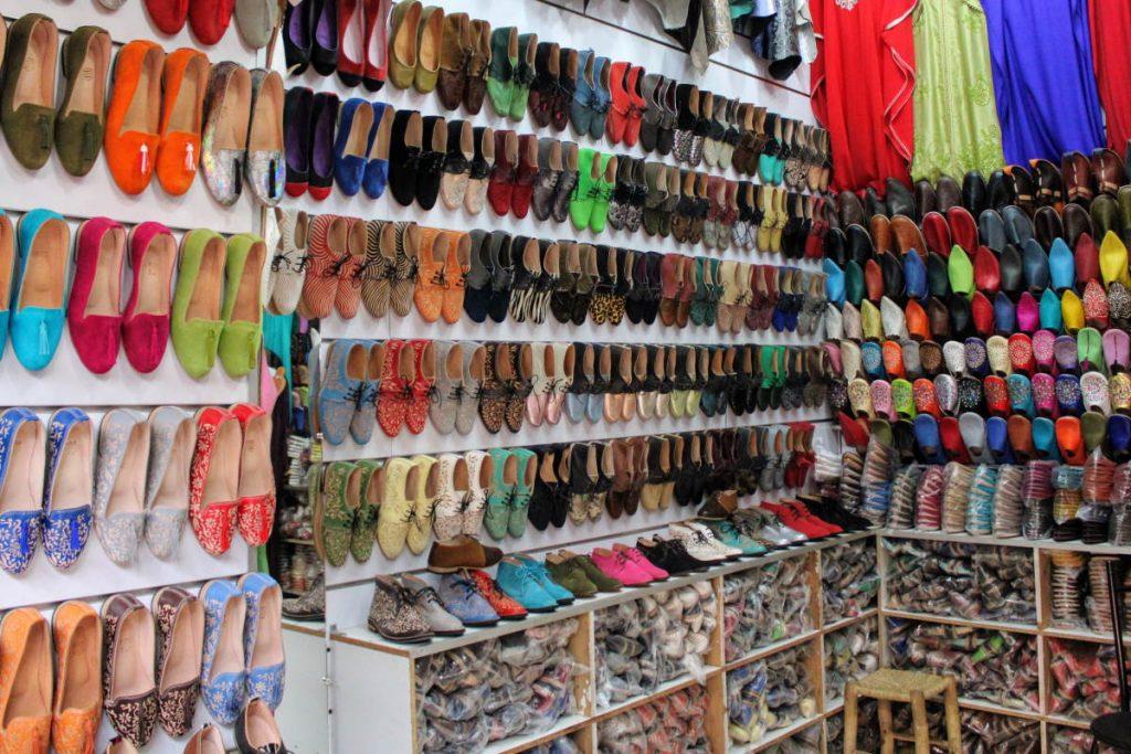 scarpe al souk