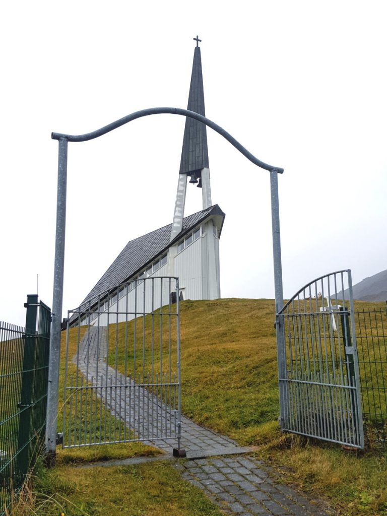 Chiesa in Islanda
