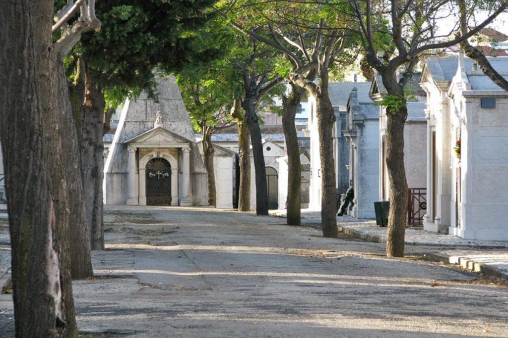 Cimitero monumentale di Alto de Sao Joao