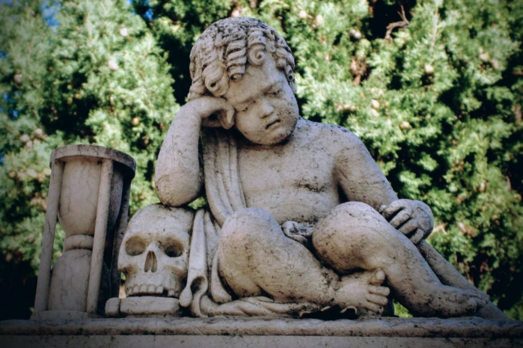 Angelo - cimiteri monumentali di lisbona - Cemiterio dos prazeres