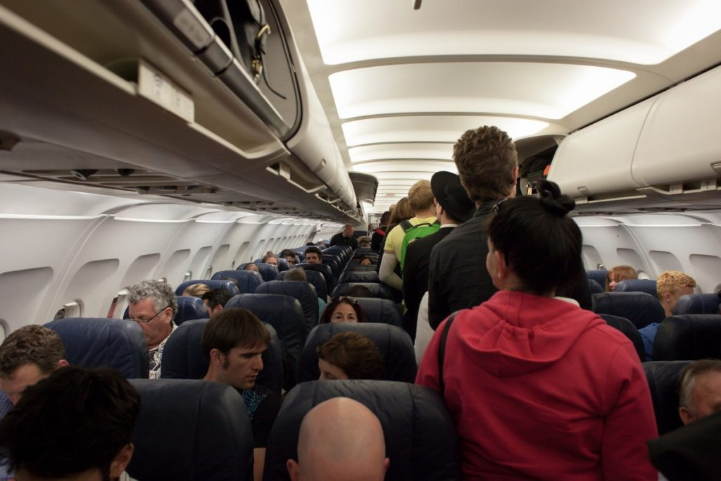corridoio aereo