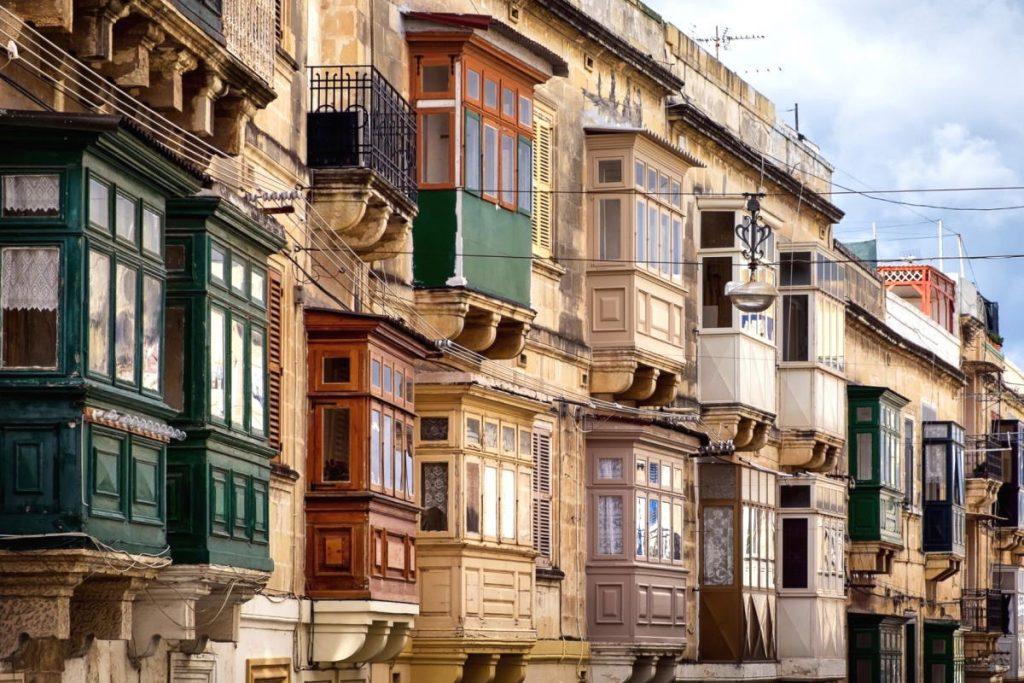 Malta balconi