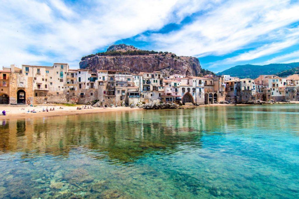 Cefalù-Sicilia