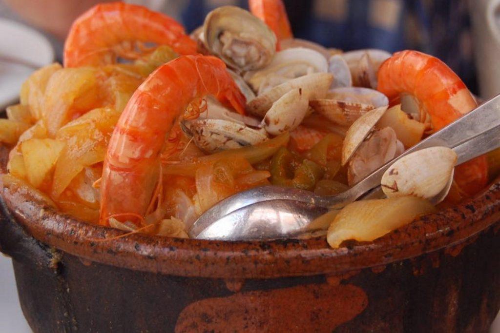Zuppa di pesce Ristorante maria do Mar
