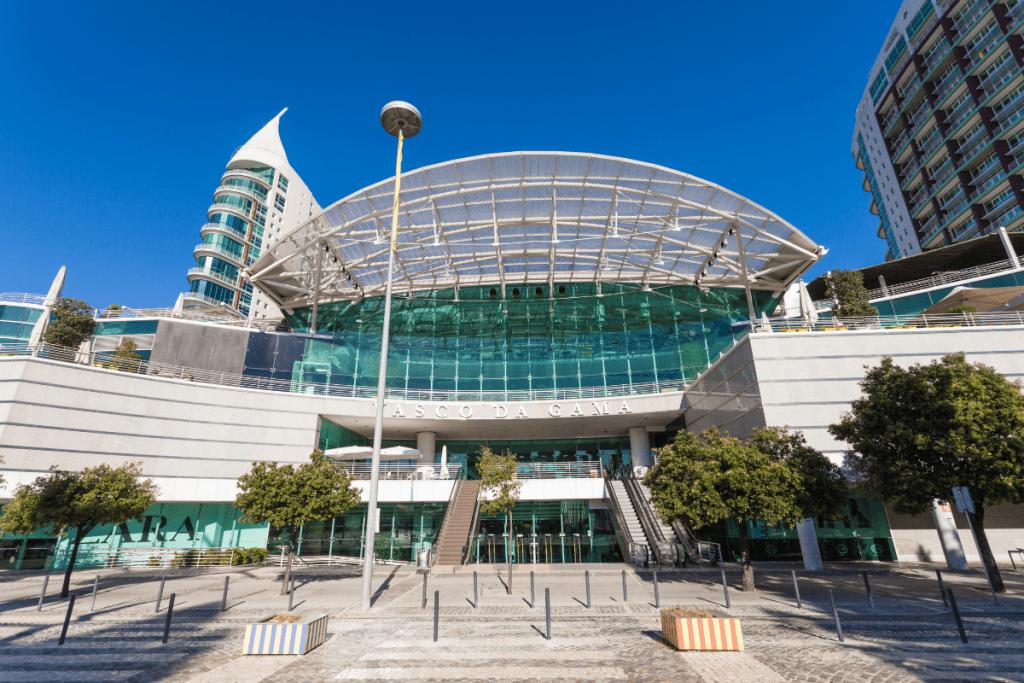 centro commerciale Vasco da Gama, Parco delle Nazioni