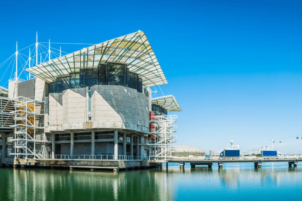 Oceanario lisbona Parco delle Nazioni