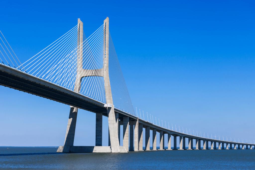 Ponte Vasco da Gama Parco delle Nazioni