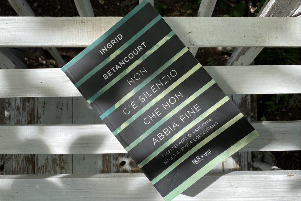 Libri per Viaggiatrici solitarie Ingrid Betancourt