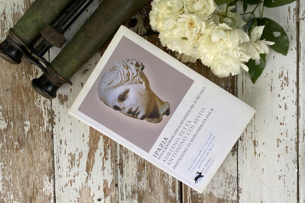 libri per la donna che viaggia da sola Ipazia