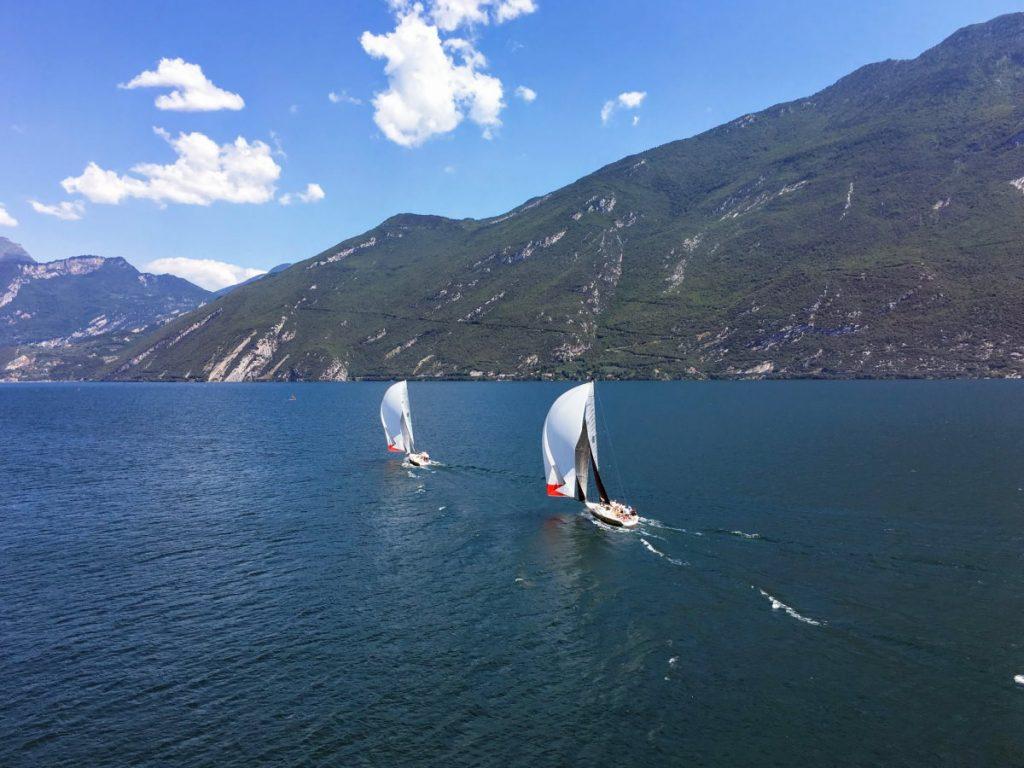 Lago di Garda barche