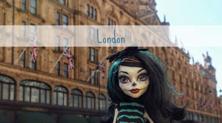 Copertina LONDON