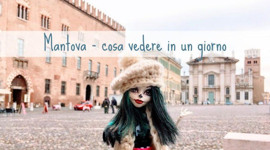 Cosa vedere a Mantova in un giorno, foto di copertina con Crackita