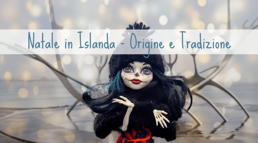 Natale in Islanda origine e tradizione