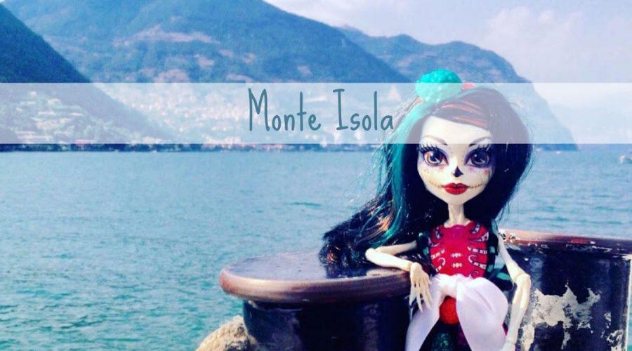 Crackita a Monte Isola
